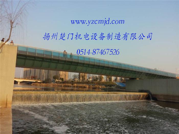 江苏南京外港河30×4mbwin客户端下载溢流照